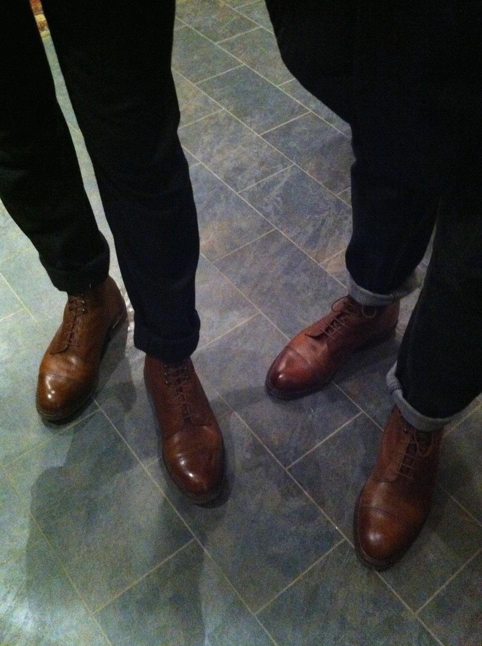 crockett and jones
